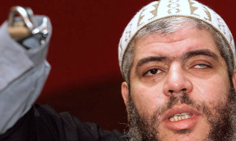 Abu Hamza al-Masri. – Reuters File Photo