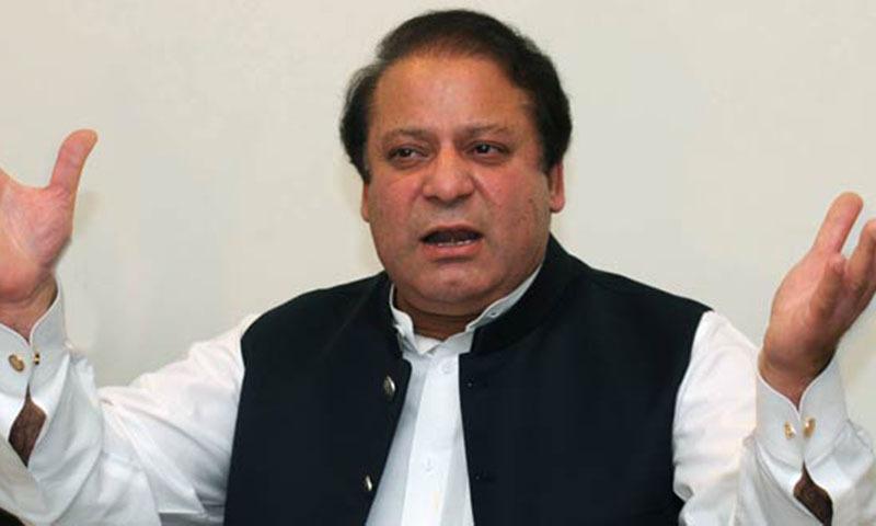 Prime Minister Nawaz Sharif — File photo