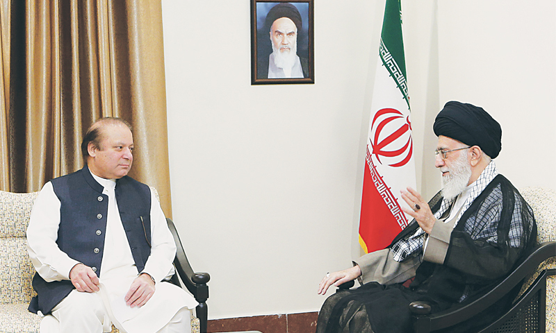 Iran–Pakistan relations