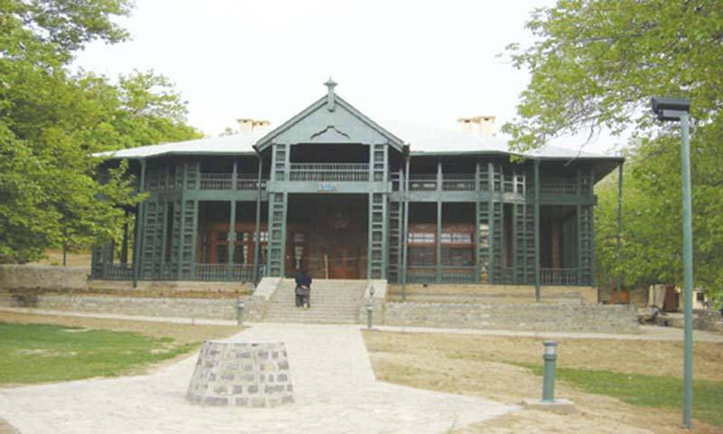 Established by English Colonial rulers in 1861, the residency served as a resting place for Quaid-e-Azam Muhammad Ali Jinnah. -File Photo