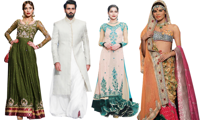Mehndi Zaheer : Fashion week the vow factor newspaper dawn