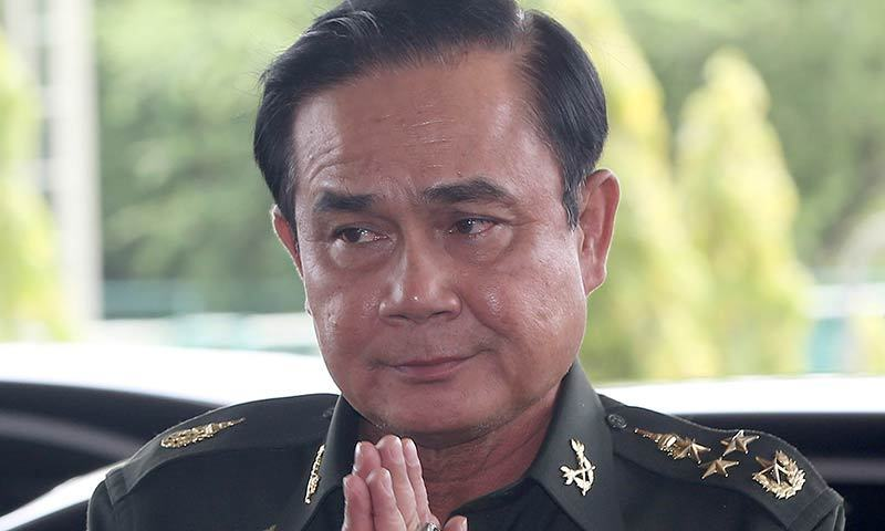 Thai coups makers hold ex-PM after coup - World - DAWN COM