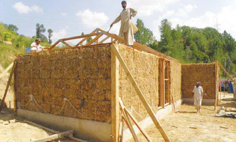 Owning a house a dream unfulfilled newspaper dawn com for Cheap homes to build