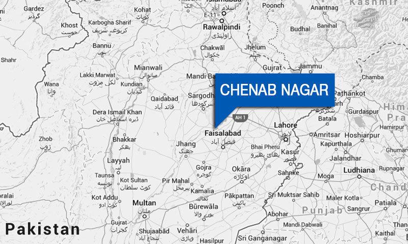 USbased Ahmadi Doctor Shot Dead In Punjab Pakistan DAWNCOM - Pir mahal map