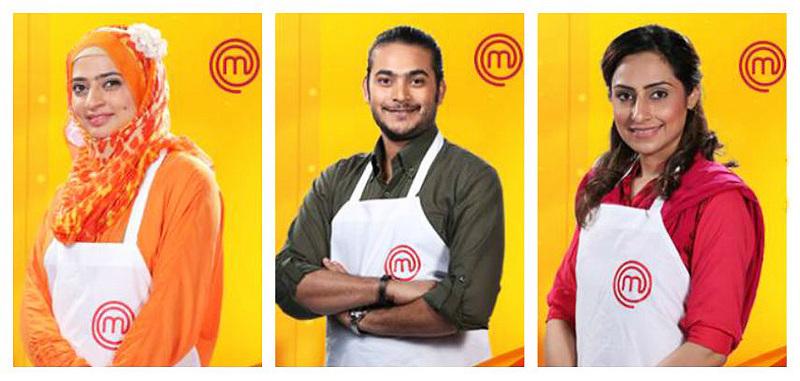 Madiha, Rayyan and Ammara