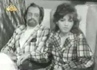 A scene from one of PTV's most popular drama serials, 'Uncle Urfi.' (1975)