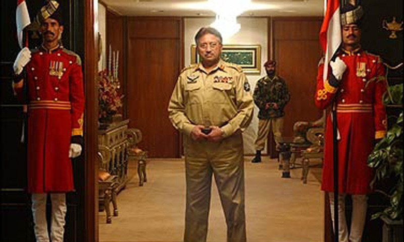 March 2000: Musharraf emerged as the 'new strong man of Pakistan' but with a liberal disposition (ala Ayub Khan).