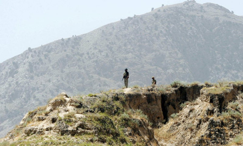 This was the third cross-border attack by militants in Afghanistan since May 25.—File photo