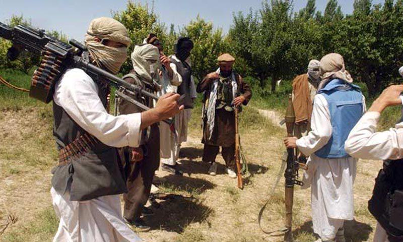 Pakistani Taliban. — File photo