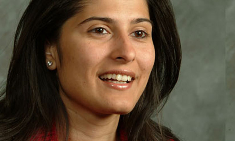 Sharmeen Obaid Chinoy.