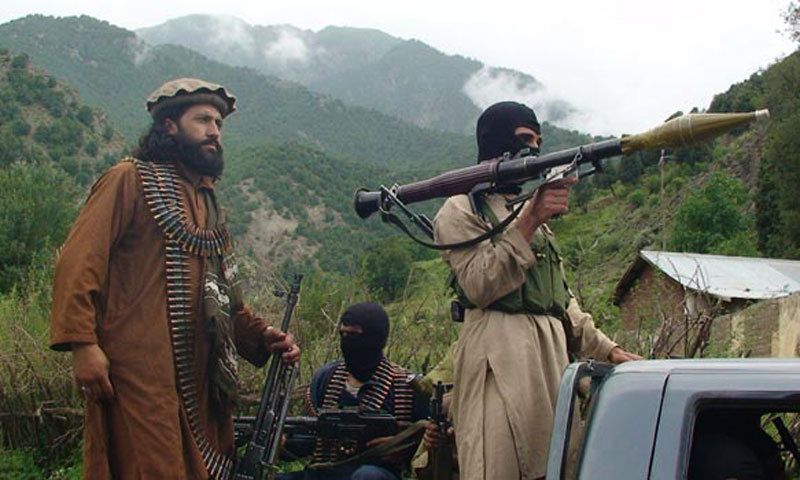 Most of the militants have gone deep into the mountains towards the Afghan border, an official said.— File photo