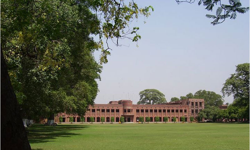A view of Aitchison College in Lahore. — Courtesy Aitchison College Facebook page