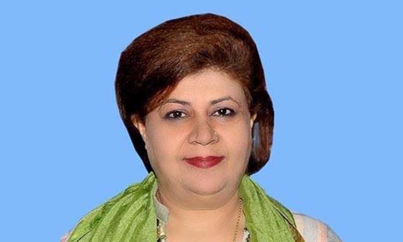 MQM MNA Tahira Asif. – File Photo