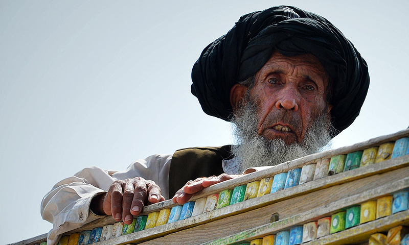 Physically they are out of North Waziristan, but they are still in a state of mental siege. -Photo by AFP