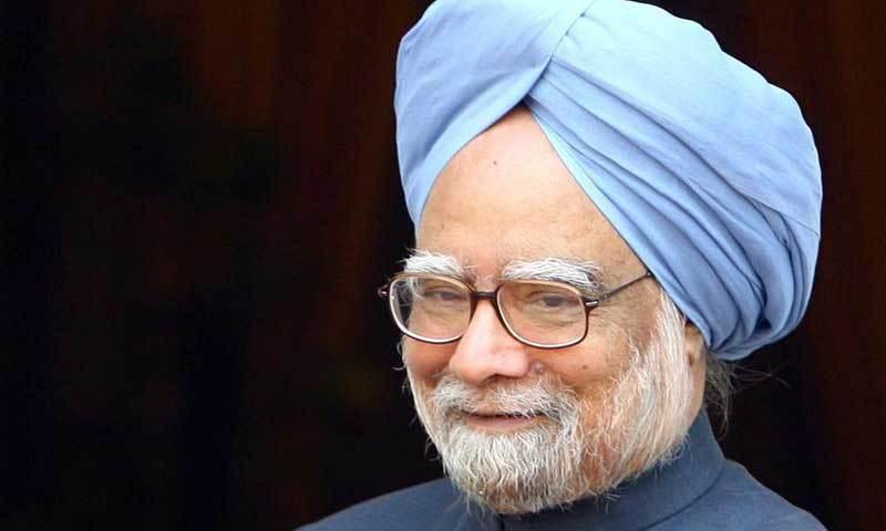 Manmohan Singh. — File photo