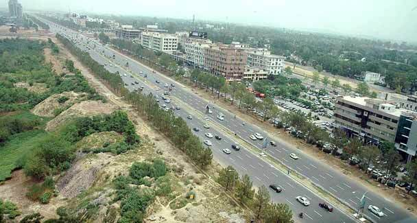 The project will be completed by October 2017 by the National Highway Authority. — File photo