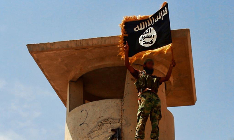 Last Sunday, the militants declared an Islamic caliphate in areas they control in Iraq and Syria. — Photo by AFP