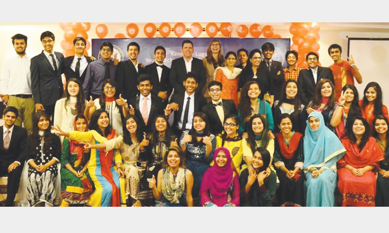 students share their experience of stay in us newspaper dawn com