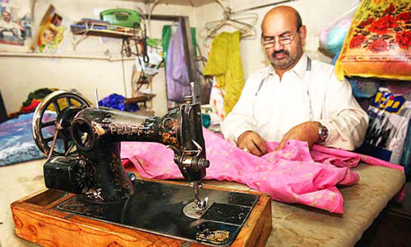 Tailors Losing Market To Ready Made Clothing Pakistan
