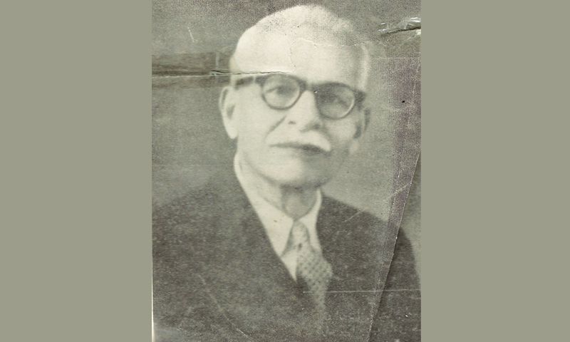 ڈاکٹر عبدالستار صدیقی — فائل فوٹو