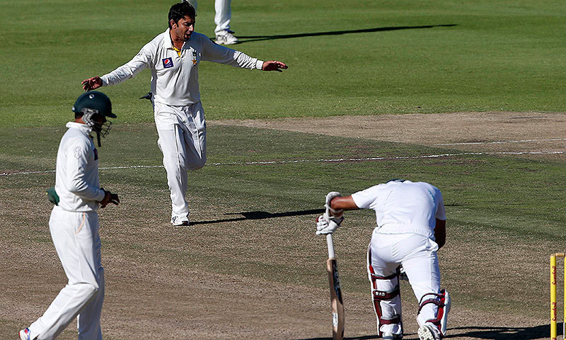 Ajmal vows to play lead role in Sri Lanka Test rubber