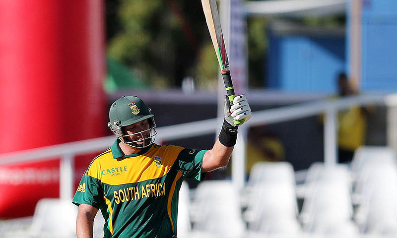 Kallis shocks with retirement months before World Cup
