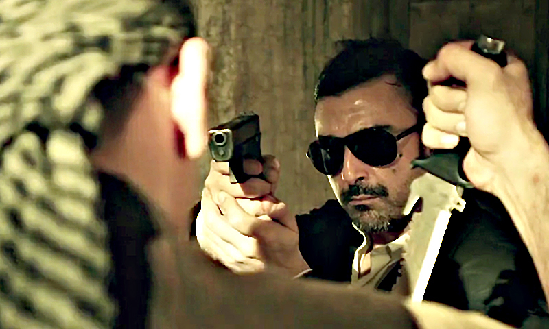 A scene from film, Waar. – Courtesy photo