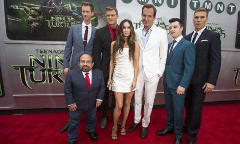 Superhero 'Turtles' Swing Back Onto Big Screen In New Mutation