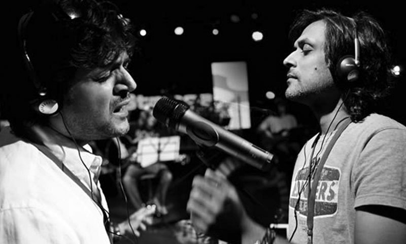 Strings Faisal Kapadia and Bilal Maqsood. – File Photo