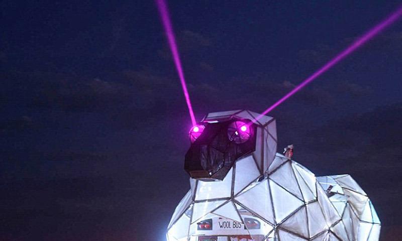 Burning Man lights up the Nevada desert - The Salt Lake