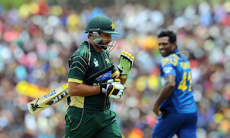 Sri Lanka hammer Pakistan in 3rd ODI to take series