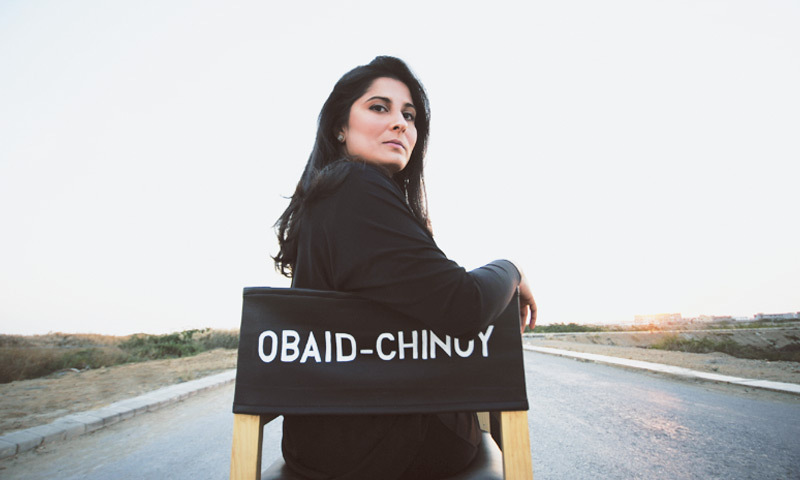 The Director's Cut SHaRMEEN OBAID cHINOY