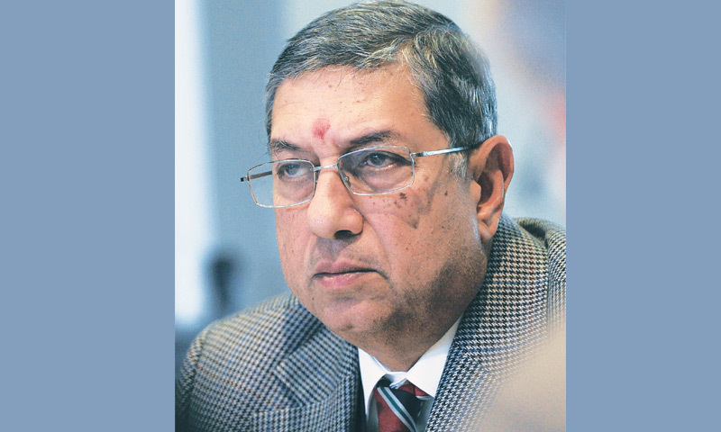 Indian court snubs Srinivasan as IPL corruption probe continues