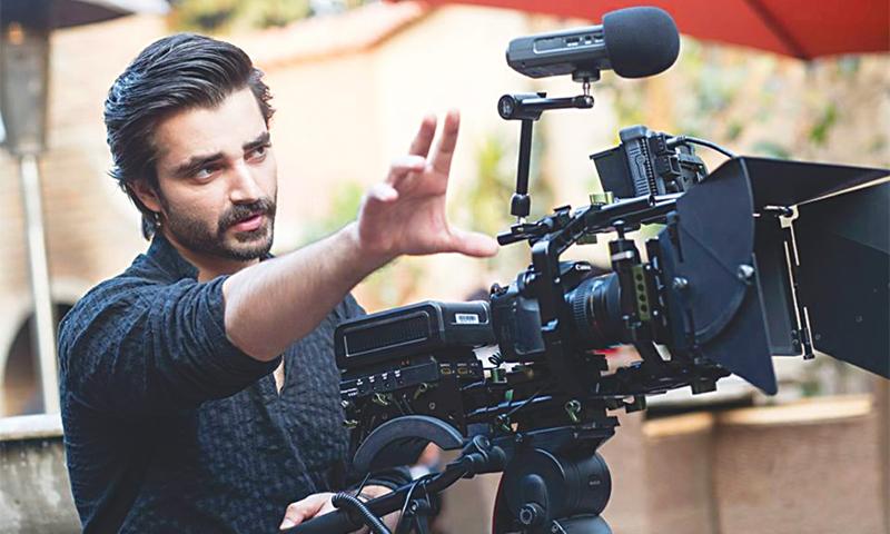 Calling the shots as director, Photos: Mohammad Farooq