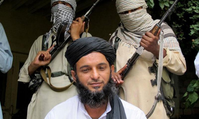 Punjabi Taliban chief Ismatullah Muawiya. – File Photo