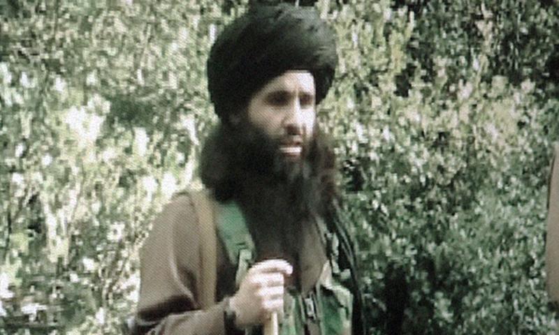 Tehreek-i-Taliban Pakistan (TTP) chief Mullah Fazlullah. — Photo by AFP