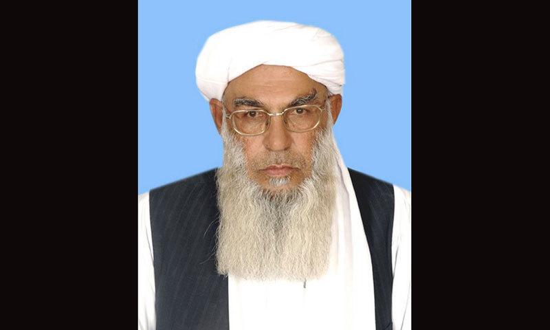 Maulvi Agha Muhammad. — Photo courtesy: na.gov.pk