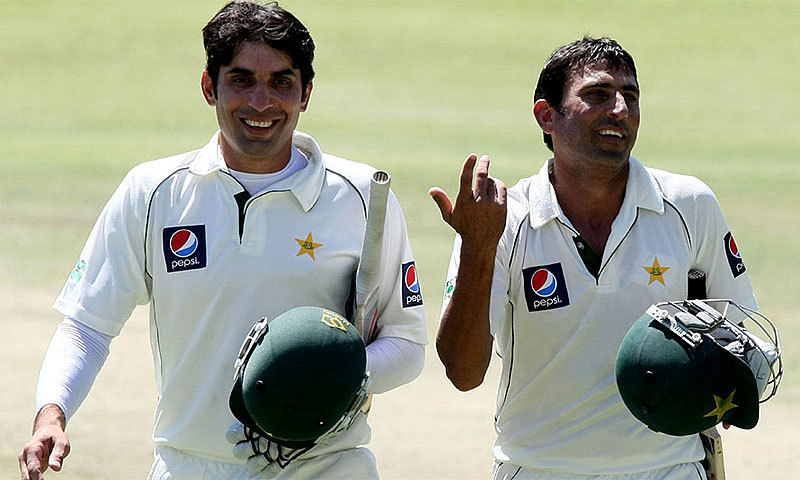 'Selectors seek Younis's ODI ouster, want Misbah to bat at No.3'