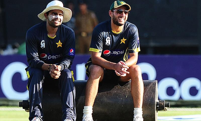 'Unfit' Afridi, Umar Akmal penalised by PCB