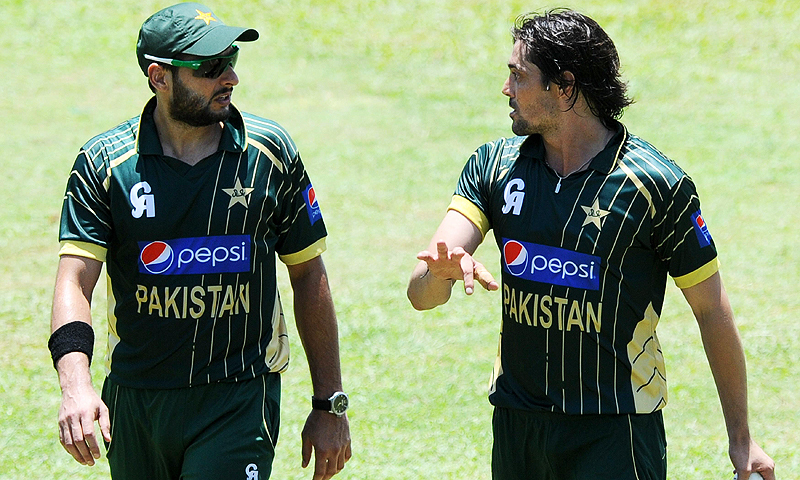 Pakistan can cope without Ajmal: Afridi