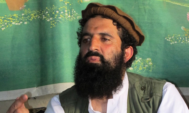 TTP spokesman Shahidullah Shahid. — File Photo by AP