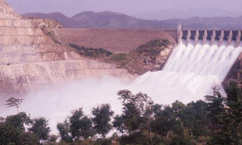 There was a vision to provide much of Pakistan's power needs through myriad such schemes in the canals and mountains, but it fell by the wayside with the arrival of American aid in the form of mega dams. — File photo/AFP