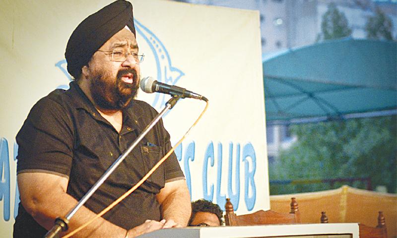 KHUSHBIR Singh Shaad.—White Star