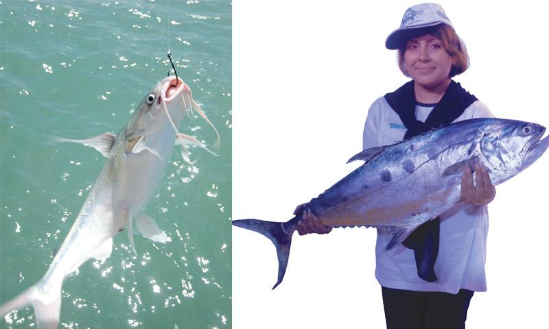 Something fishy this way comes newspaper dawn com for Jubilee deep sea fishing