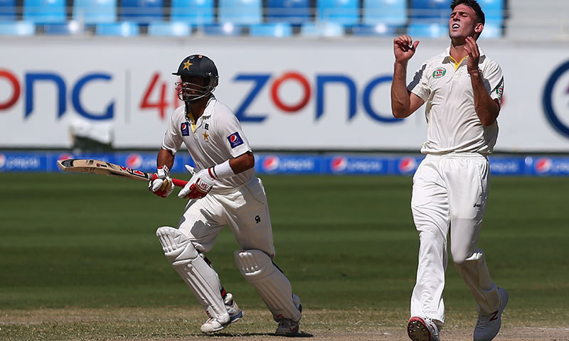 Ahmed Shehzad's fifty stretches Pakistan's lead in first Test