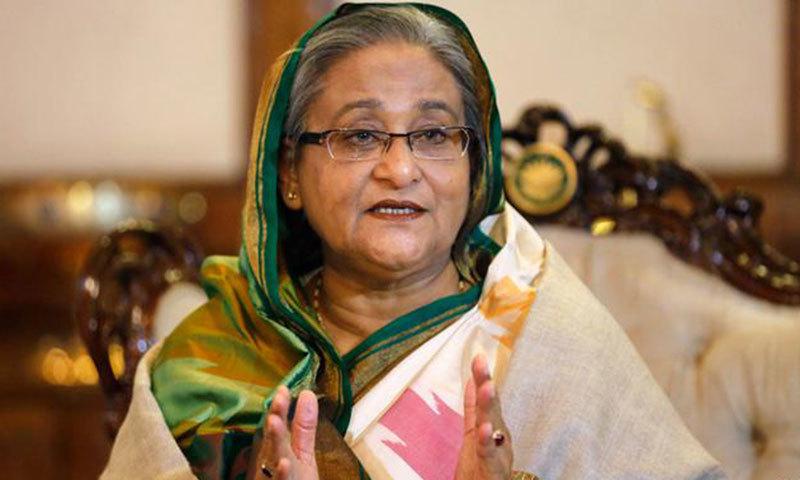 Bangladeshi Prime Minister Sheik Hasina. -Reuters/File Photo