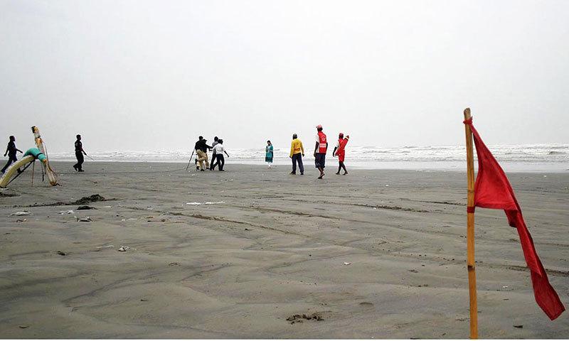 Cyclone Nilofar weakening
