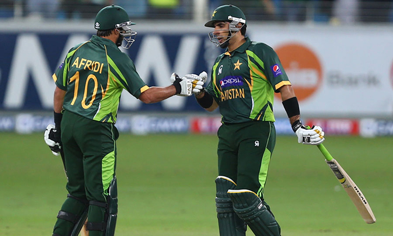 Misbah-ul-Haq and Shahid Afridi sign-up to play in the HK Blitz Twenty20 tournament