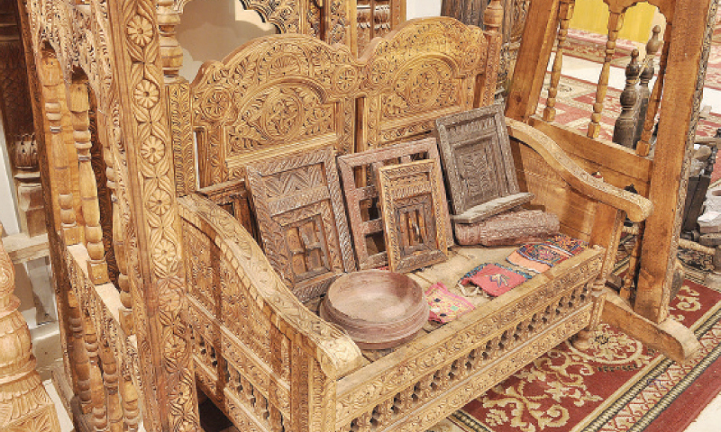 Furniture Design In Pakistan 2014 khyber pakhtunkhwa's declining furniture industry - pakistan