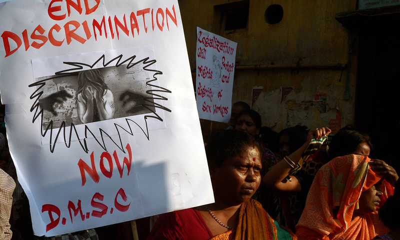 Make prostitution legal, Indian sex workers demand - World ... Prostitution In Bengal